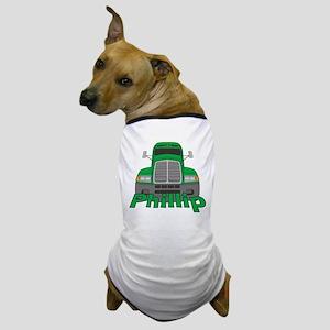 Trucker Phillip Dog T-Shirt