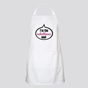 Rebellious Apron