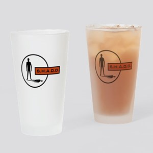 S.H.A.D.O. Drinking Glass