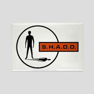 S.H.A.D.O. Rectangle Magnet