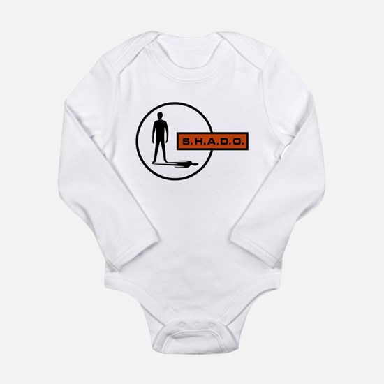 S.H.A.D.O. Long Sleeve Infant Bodysuit