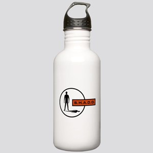 S.H.A.D.O. Stainless Water Bottle 1.0L