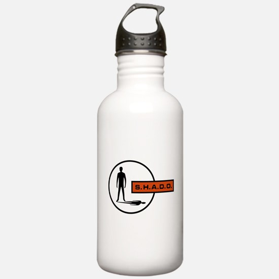 S.H.A.D.O. Water Bottle