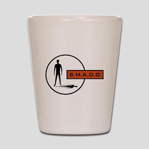 S.H.A.D.O. Shot Glass