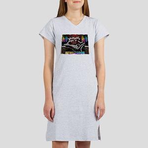 70s & 80s Women's Nightshirt