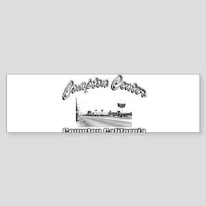 Compton Center Sticker (Bumper)