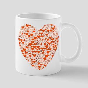 Heart of Hearts Mug
