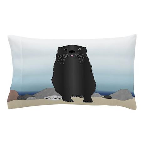 Otter Pillow Case