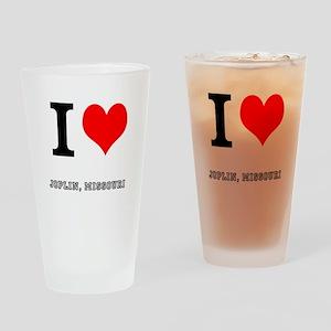 Healing joplin Drinking Glass