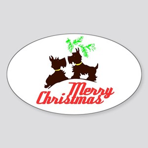 Merry Christmas Scotty Dogs - Kitschy Christmas St