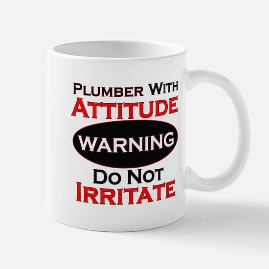 Funny Plumbers Mug
