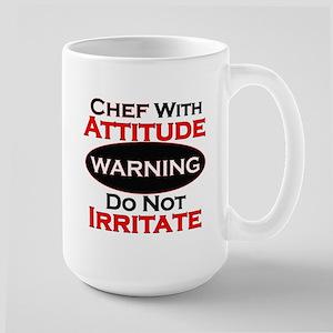 Attitude Chef Mugs