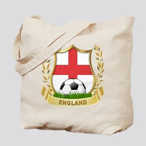 England World cup Soccer Tote Bag