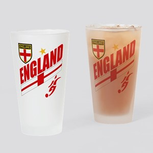 England World cup Soccer Pint Glass