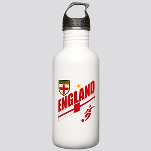 England World cup Soccer Stainless Water Bottle 1.