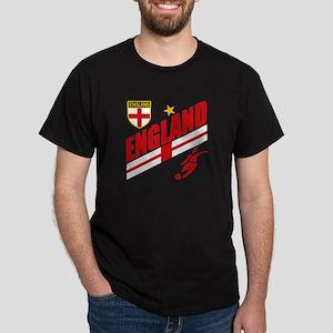 England World cup Soccer Dark T-Shirt