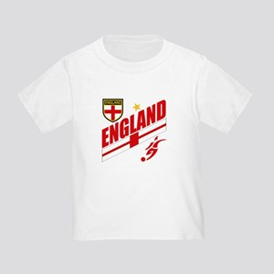England World cup Soccer Toddler T-Shirt