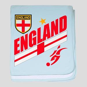 England World cup Soccer Infant Blanket