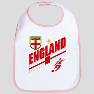 England World cup Soccer Bib