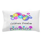 Celebrate Freedom Pillow Case