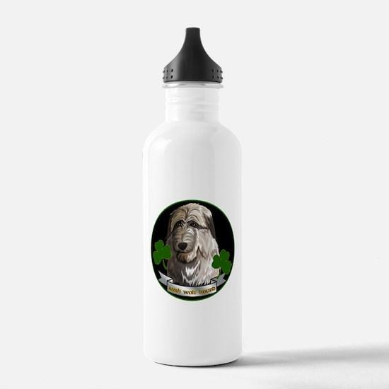 Irish Wolf Hound Water Bottle