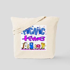 Picnic Time Tote Bag