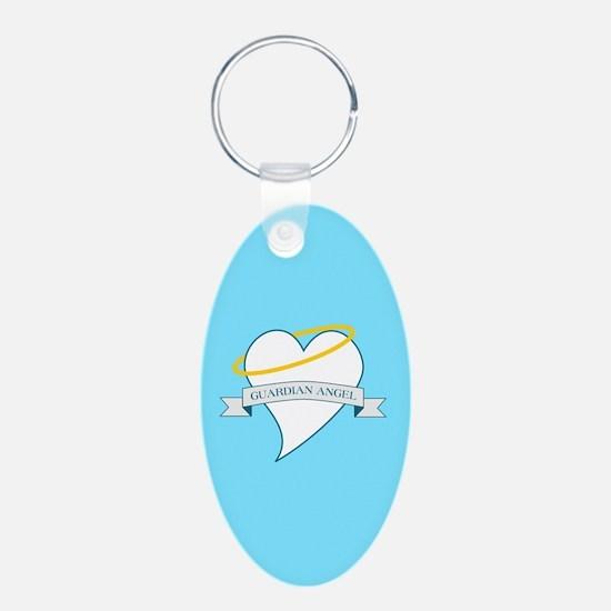 Love Guardian Angel Keychains