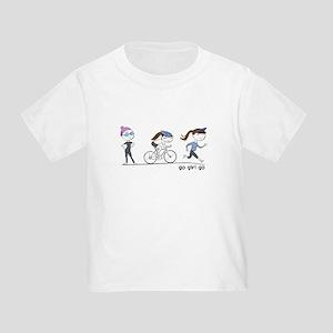 Tri Kids Toddler T-Shirt