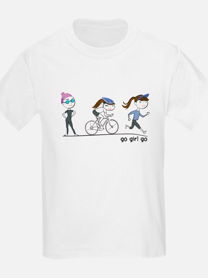 Tri Kids Kids T-Shirt