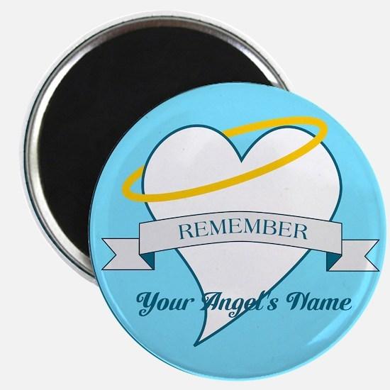 Remember My Angel Magnet