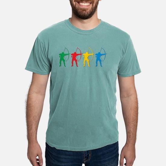 Archery Archers Mens Comfort Colors Shirt