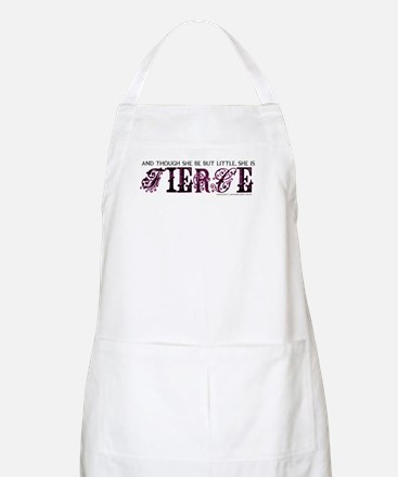 She is Fierce - Ecelectic Apron