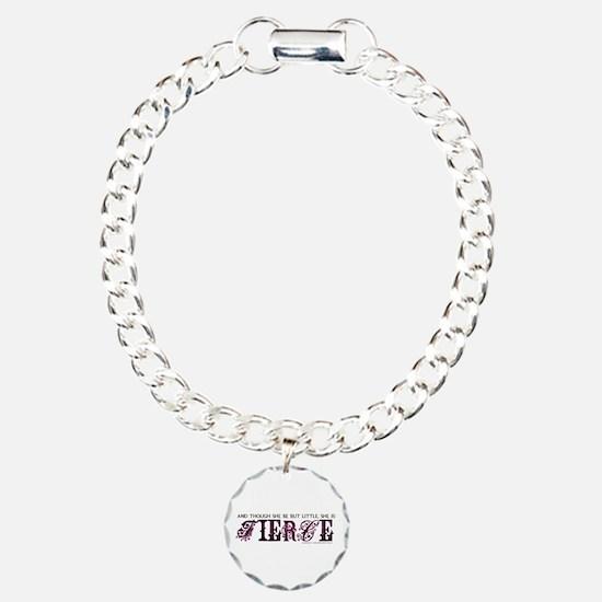 She is Fierce - Ecelectic Bracelet