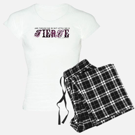 She is Fierce - Ecelectic Pajamas