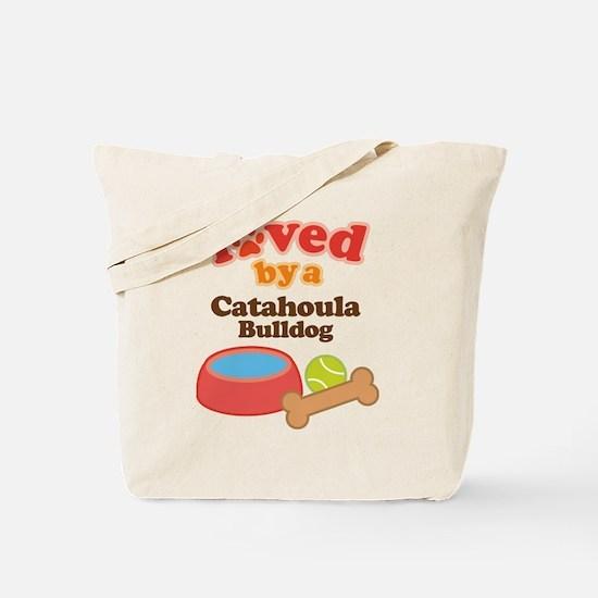 Catahoula Bulldog Pet Gift Tote Bag