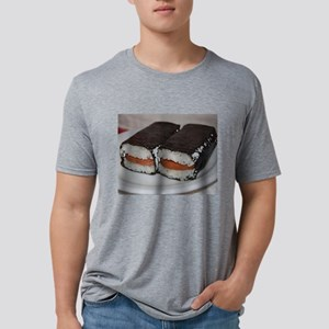 Spam Musubi V Mens Tri-blend T-Shirt