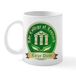 College of Leonard Mug