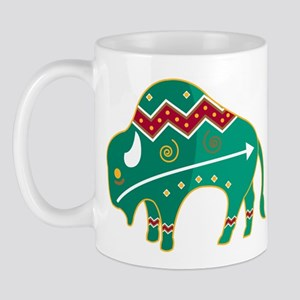 Indian Spirit Buffalo Mug