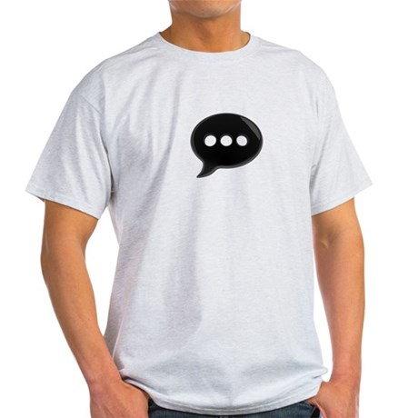 Word Bubble Light T-Shirt