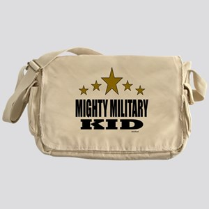 Mighty Military Kid Messenger Bag