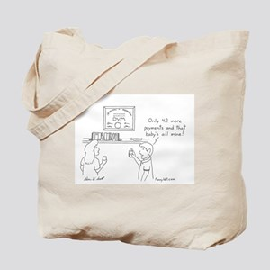 Veterinary Student Graduation Tote Bag