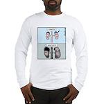 Kidneys Adultneys Long Sleeve T-Shirt
