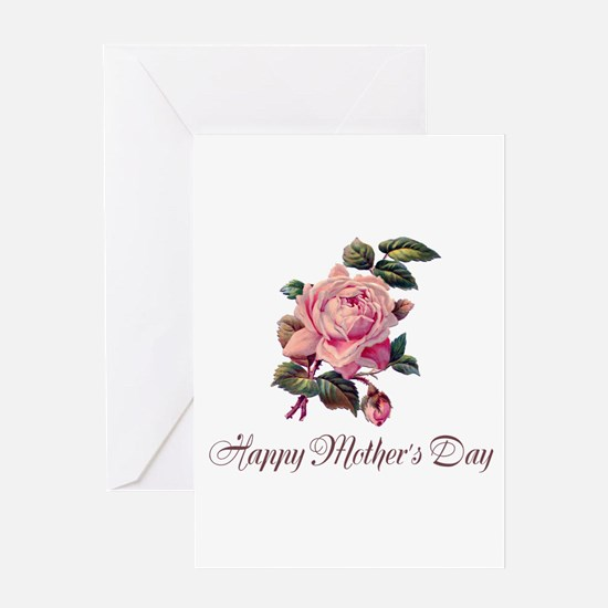 Mother's Rose Greeting Card