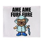 AMEAME FUREFURE Throw Blanket