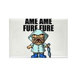 AMEAME FUREFURE Rectangle Magnet (10 pack)