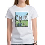 Dog and Discus Thrower Women's T-Shirt