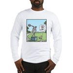 Dog and Discus Thrower Long Sleeve T-Shirt