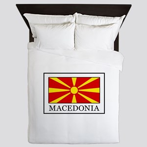 Macedonia Queen Duvet