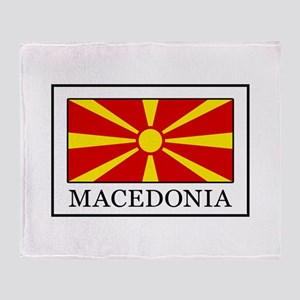 Macedonia Throw Blanket