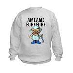 AMEAME FUREFURE Kids Sweatshirt